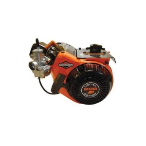 BRIGGS AND STRATTON LOCAL 206 (COMPLETE MOUTING KIT)