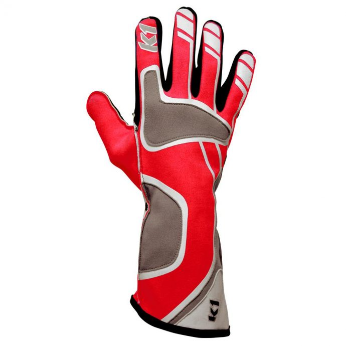 apex_red k1 racegear kart glove