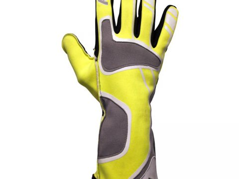 apex_yellow k1 racegear kart glove