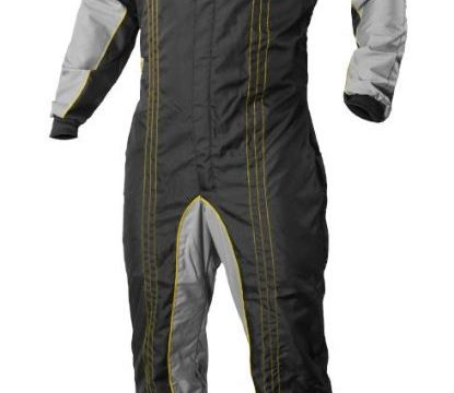 gk2 kart suit yellow