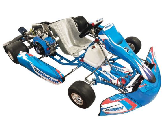 T4-C1 roller chassis from tillotson